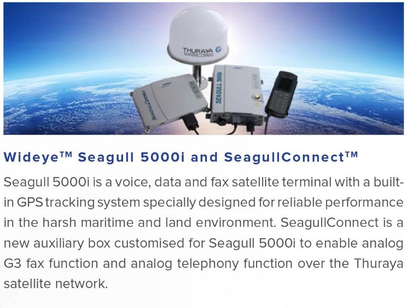 Wideye Seagull 5000i