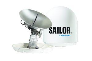 SAILOR-100-GX-System